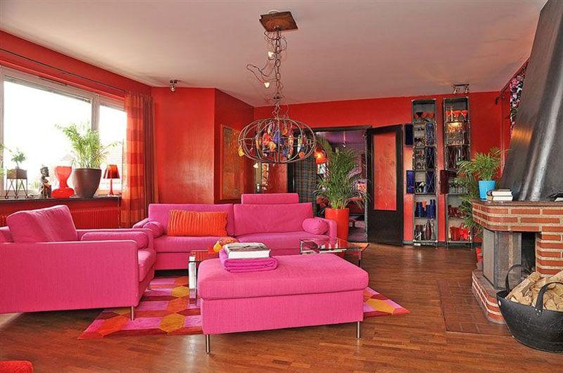 Contemporary Retro Interior Design Decoholic Retro Interior Design Room Furniture Design Living Room Decor Rustic