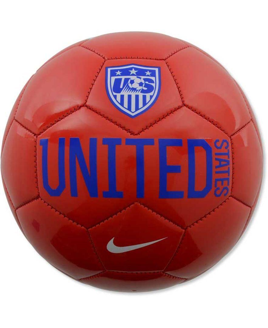 Nike USA Supporter Soccer Ball & Reviews Sports Fan Shop