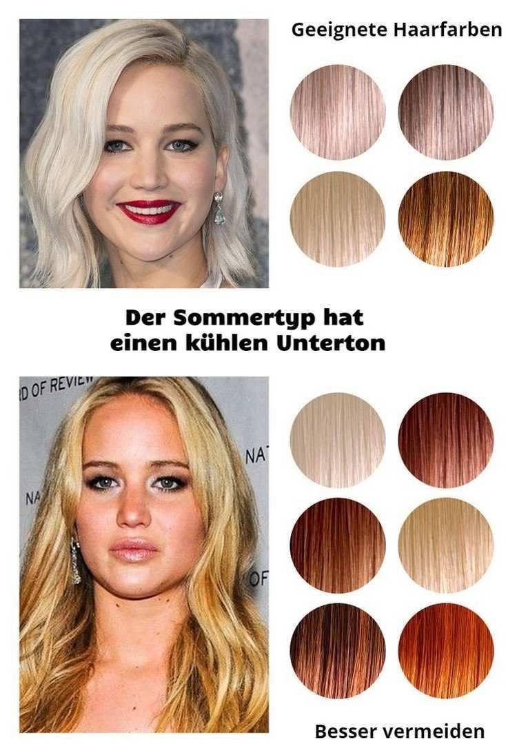 Welche Haarfarbe zu welchem Hauttyp? Unser Ratgeber ...