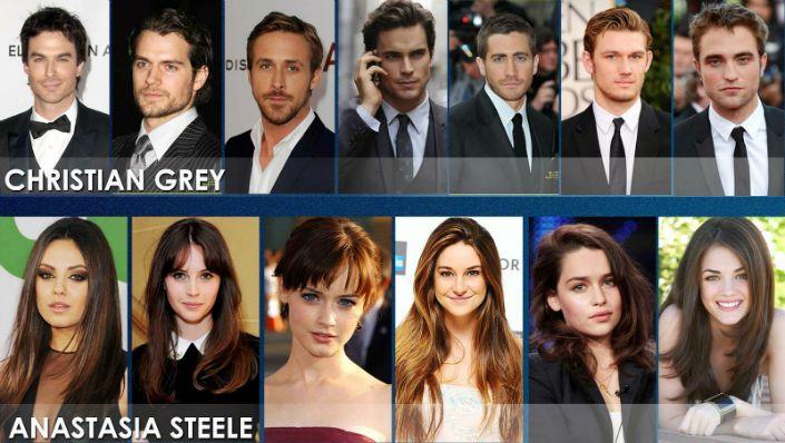 Brabbu Introduces You Fifty Shades Of Grey Cast Brabbu Blog