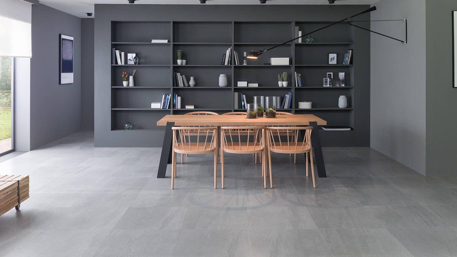 Porcelain Floor Tiles Krono Grey Nature 59 6x59 6 Cm Porcelain Floor Tiles Tile Floor Porcelain Tile