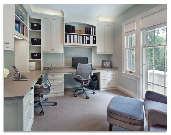Inspiration For Home Office By Anthony Wilder Design Build Inc