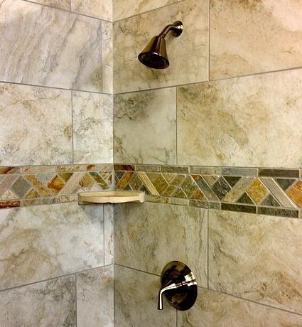 Cómo quitar el jabón de los azulejos del baño - Paso 6 ...
