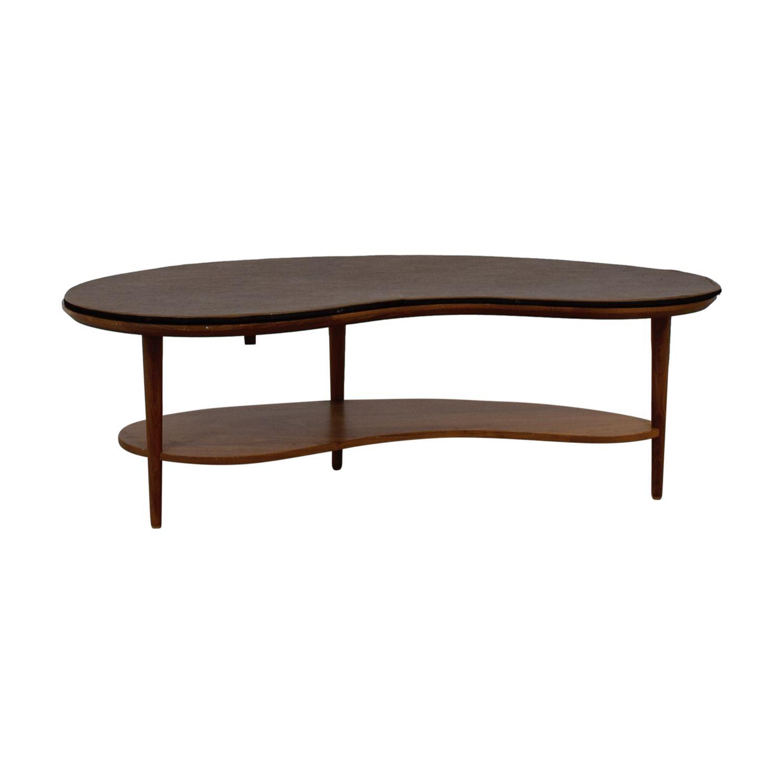 84 Off Room Board Room Board Signed Wood Coffee Table With Pad Tables Coffee Table Coffee Table Wood Room [ 1500 x 1500 Pixel ]