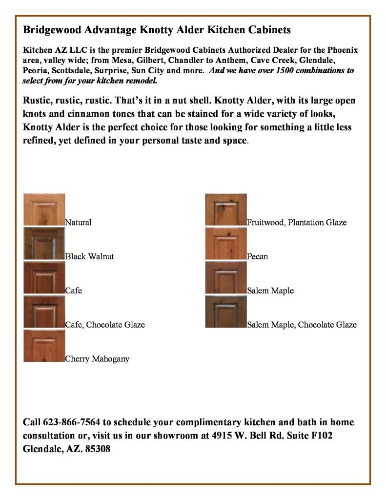 Rustic rustic rustic thatus it in a nut shell knotty alder with