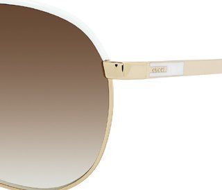 Gucci GG 1827/S 0BNC/IS Gold/Brown Gradient, 63mm Gucci. $249.95