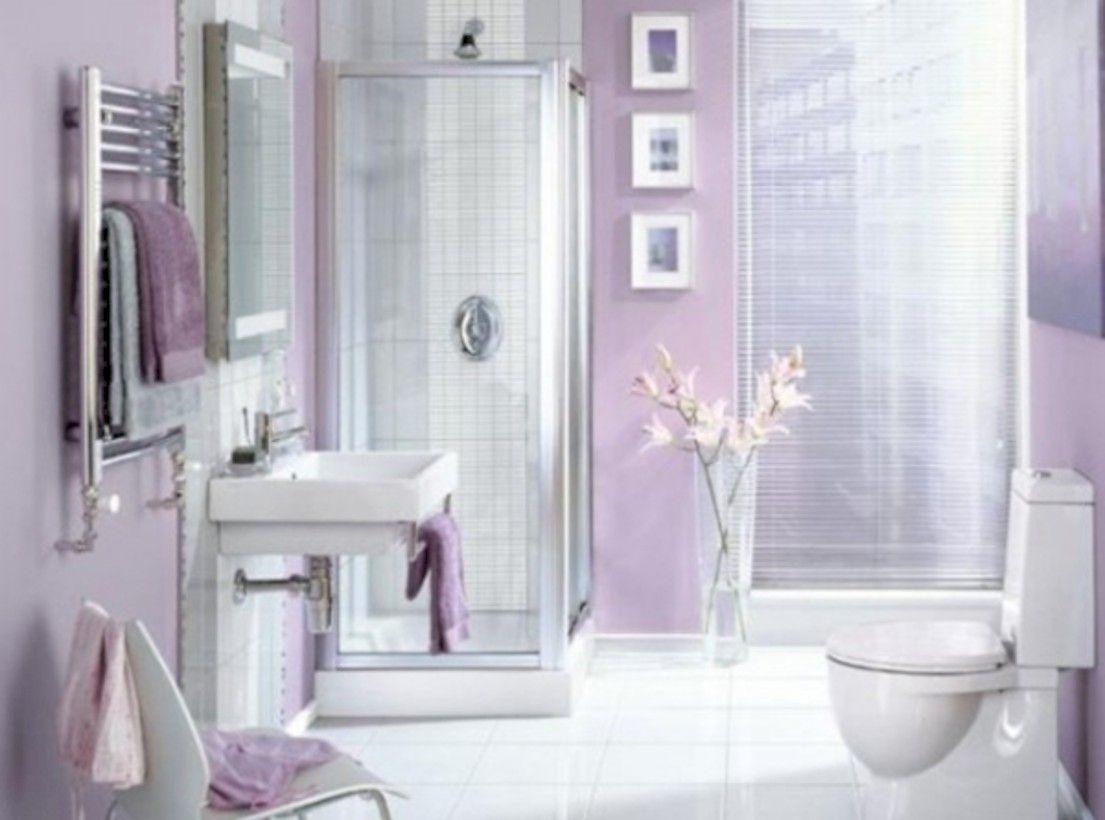 41 Pretty Purple Bathroom Decor Ideas | Purple bathrooms, Design ...
