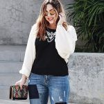 Como llevar: Dyes ripped and finishes Jeans