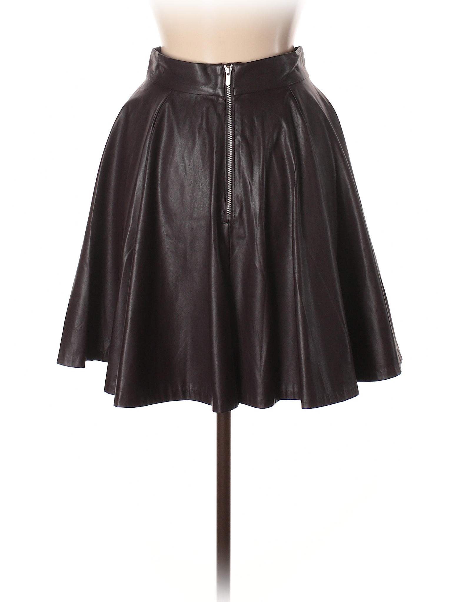 a73e71c867 Faux Leather Skirt | Products | Faux leather skirt, Leather skirt ...