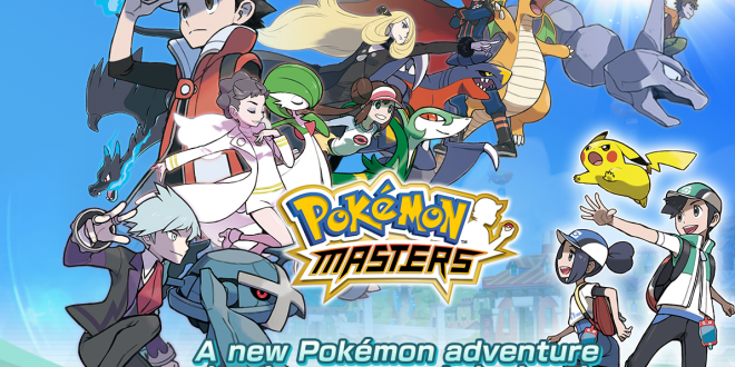 New Mobile Game Pokemon Masters Announced Pokemon Play Pokemon Pokemon Master