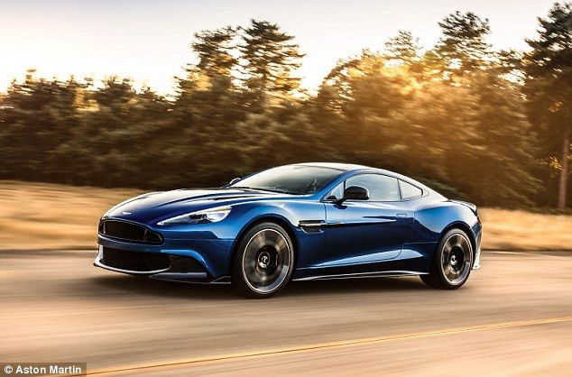 Aston Martin Reveals Vanquish S Packing Near Bhp Pinterest - Aston martin price range