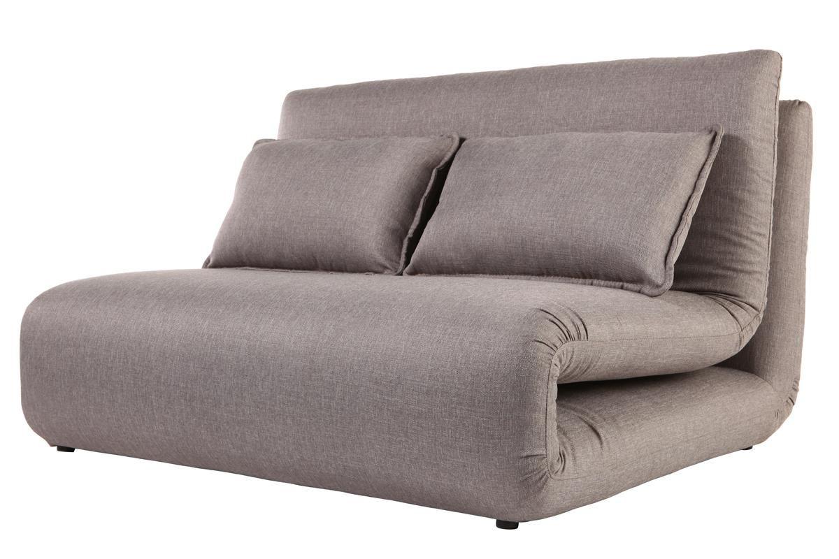 Chauffeuse Convertible 2 Places Design Taupe Sleeper Miliboo Convertible 2 Places Chauffeuse Mobilier De Salon