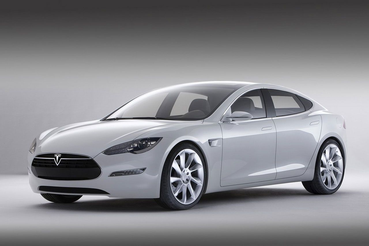 After months of teasing tesla has finally announced the highly expected and hotly desired tesla model s in keeping with the tesla roadster the model s is