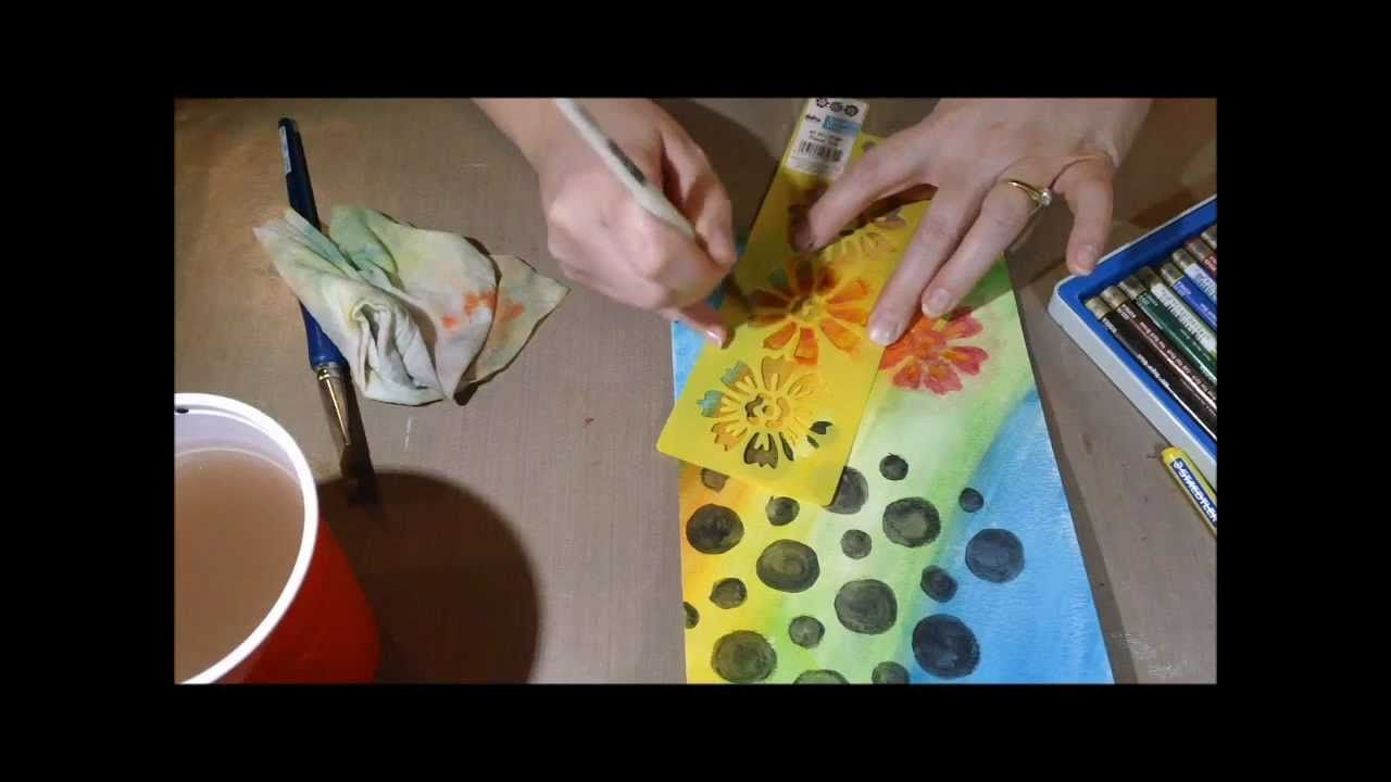 Creativity With Crayons Art Journal Inspiration Art Lessons