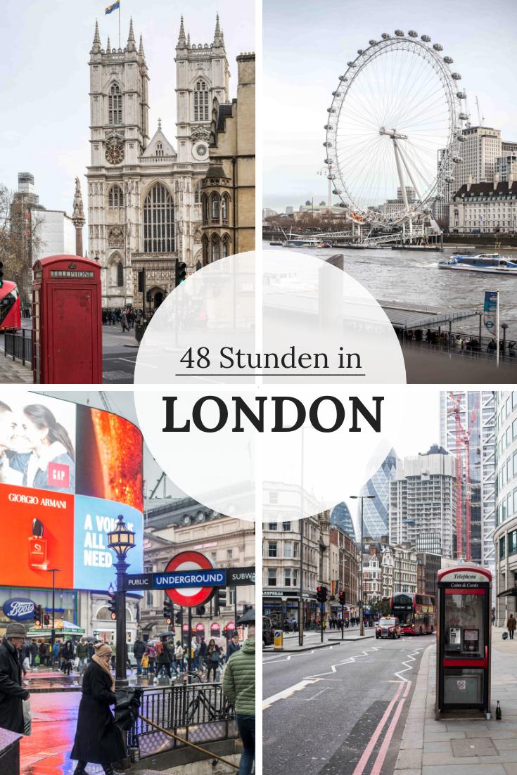 Tipps für ein Wochenende in London