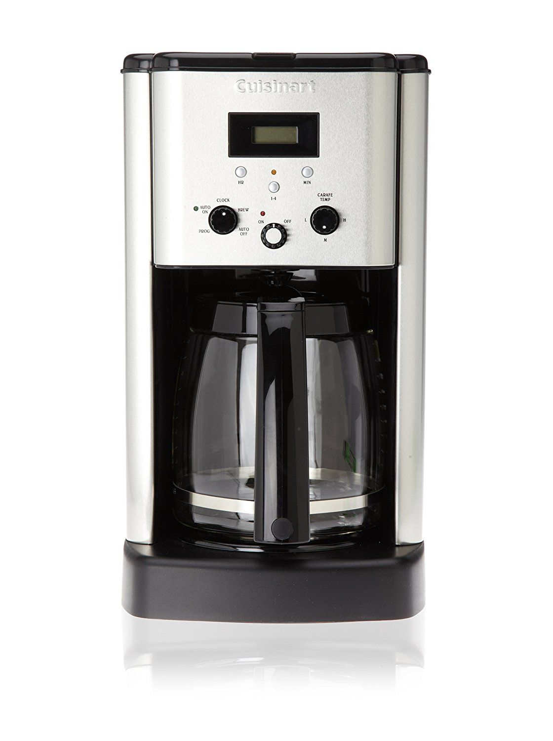 Cuisinart 12cup Coffee Maker Brushed Metal Finish > Find