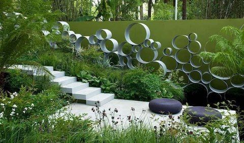From Serenity In The Garden Blog On Facebook Garden Design By Andy Sturgeon Of The Uk Modern Garden Design Garden Design Pictures Garden Design