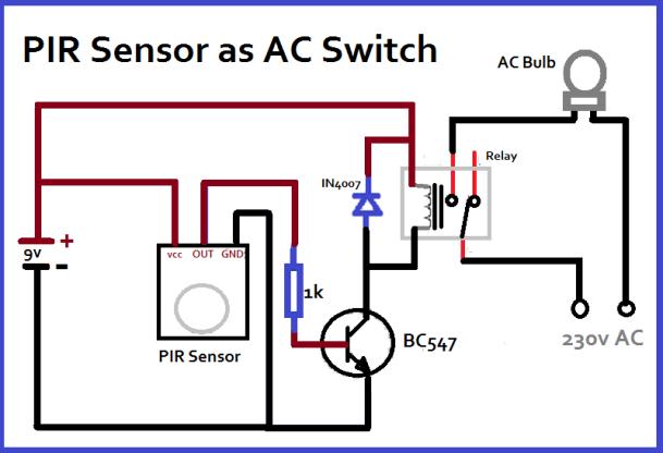 Pir Sensor In 2020 Sensor Security System Motion Sensors