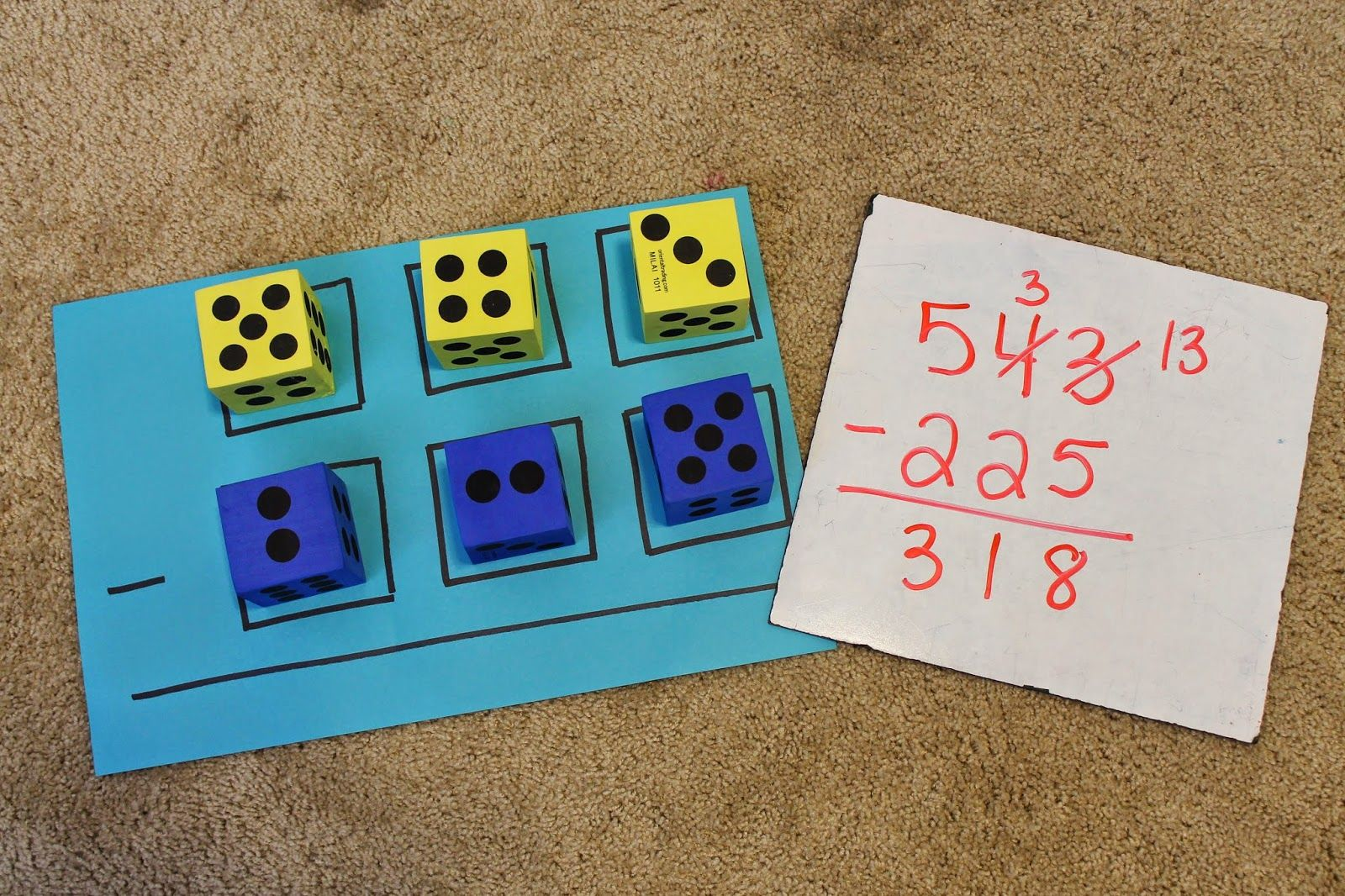 This Activity Is Great For Hands On Practice For 2nd And 3rd Graders Struggling With 3 Digit