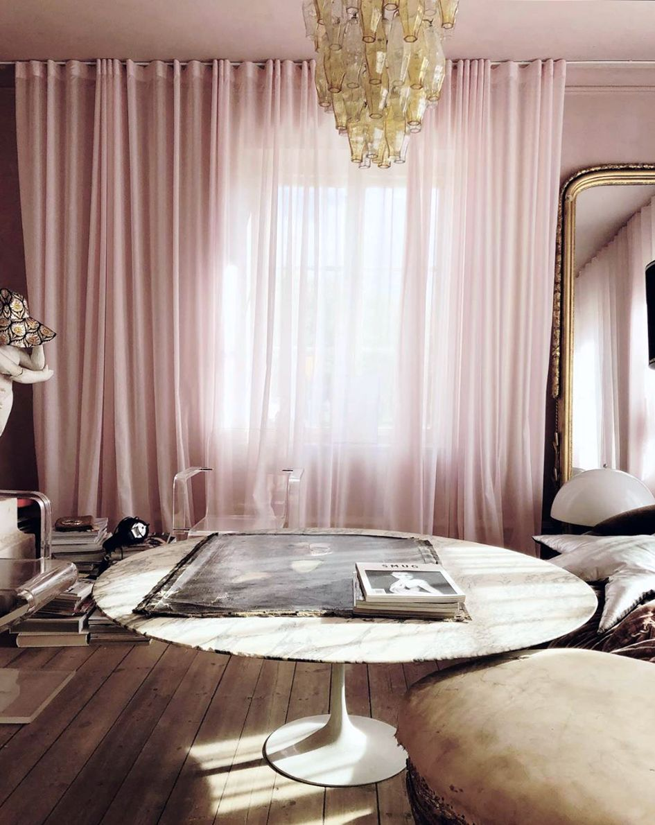 The Pink And Brown World Of Marie Olsson Nylander In 2020