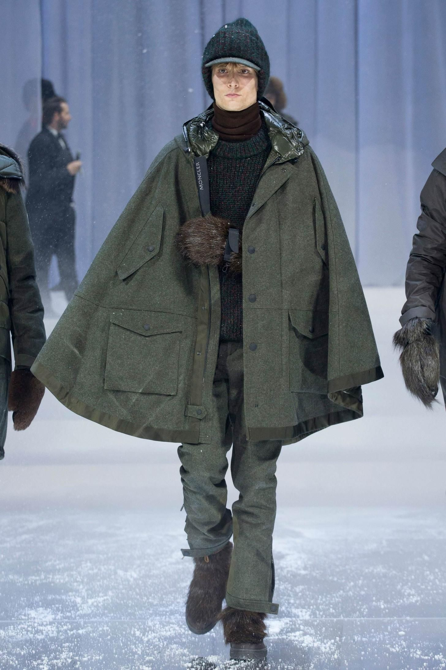 dc7ff256a MONCLER GRENOBLE FW17 in 2019 | clothes | Fashion, Moncler, Fall winter