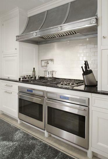 Portfolio Eva Quateman Dering Hall Double Oven Kitchen Wall Oven Kitchen Kitchen Layout Inspiration