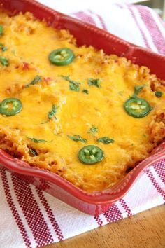 I could eat Mexican food every night, and this Mexican Rice Casserole from Pioneer Woman did not disappoint!  It was great!  I served it along side her Tequila Lime Chicken.  It was a great supper! I did cut her original recipe in half, and it still made a lot!  Here is my reduced version of the recipe: …