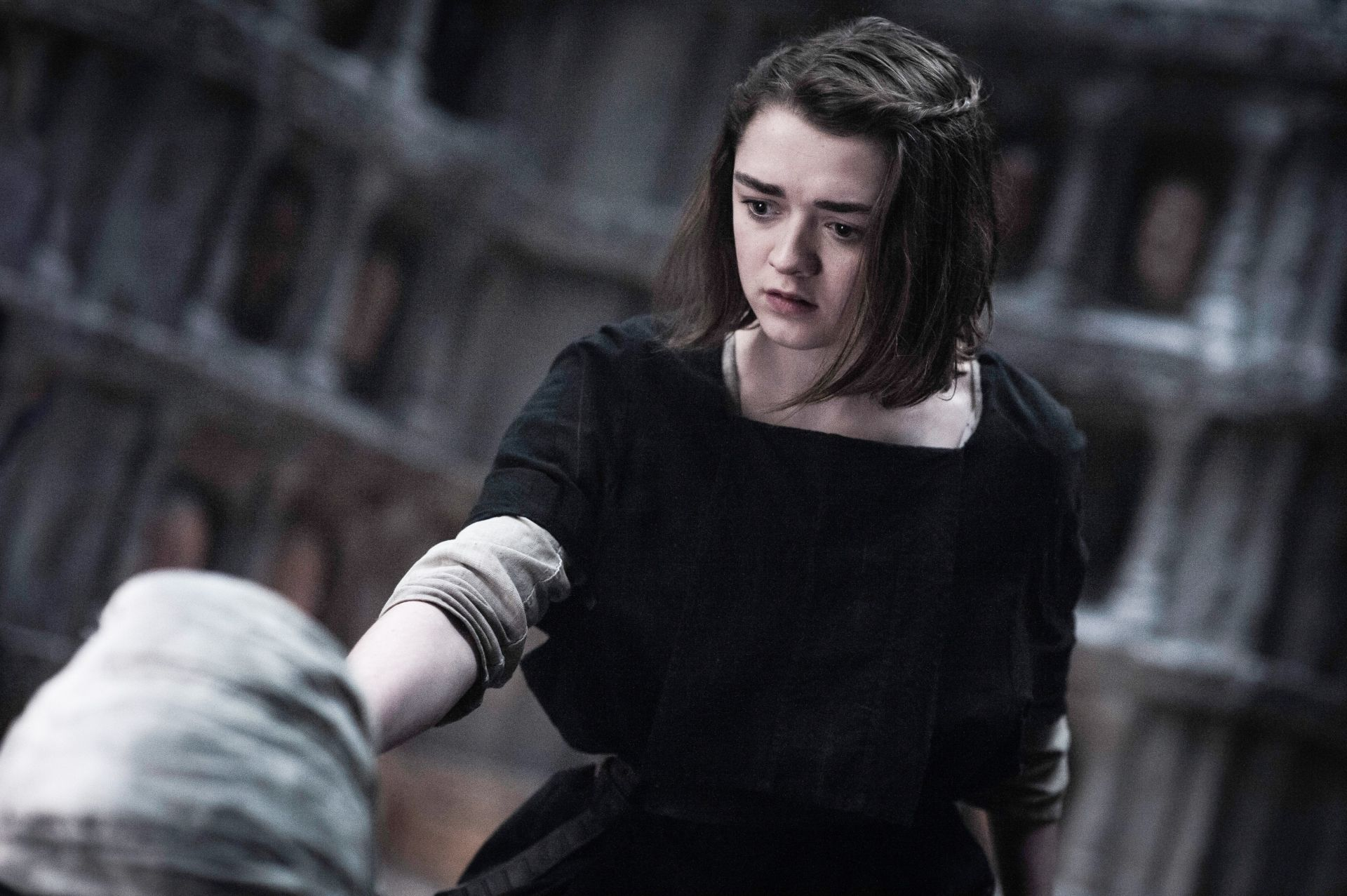 tv show game of thrones arya stark maisie williams wallpaper | game