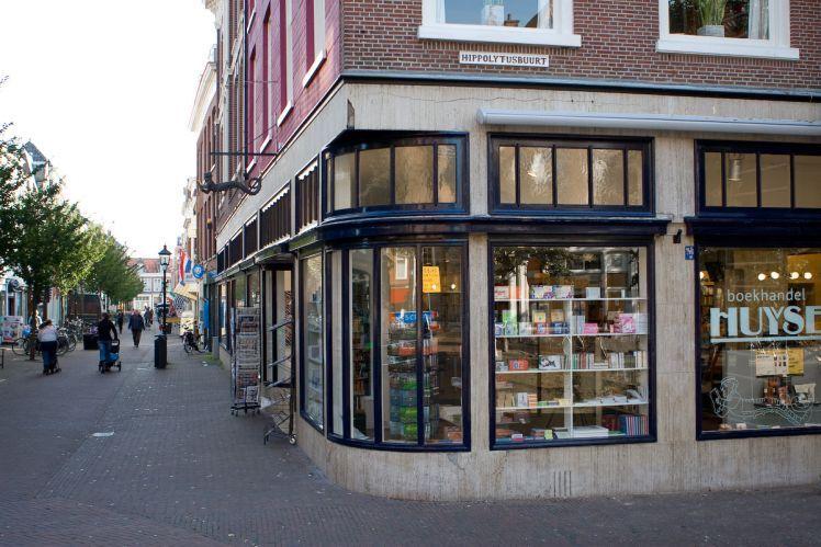 boekhandel huyser