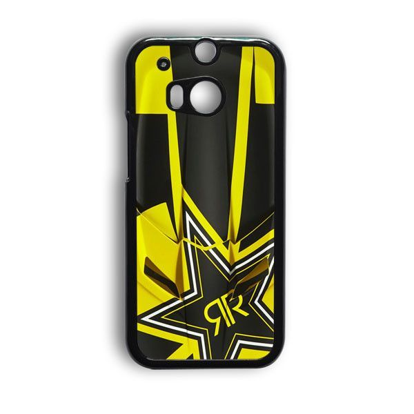 Fox Mx V1 Rockstar Motocros HTC One M8 Case