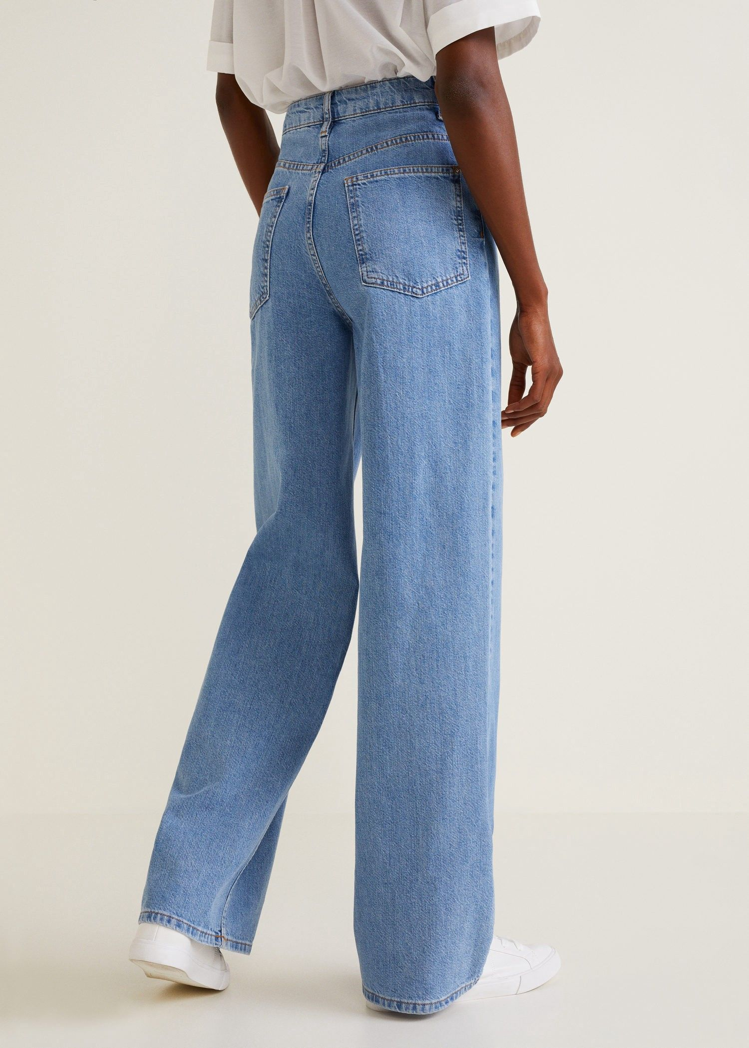 dc2322e706 Mango Jeans Flare Wideleg - 10