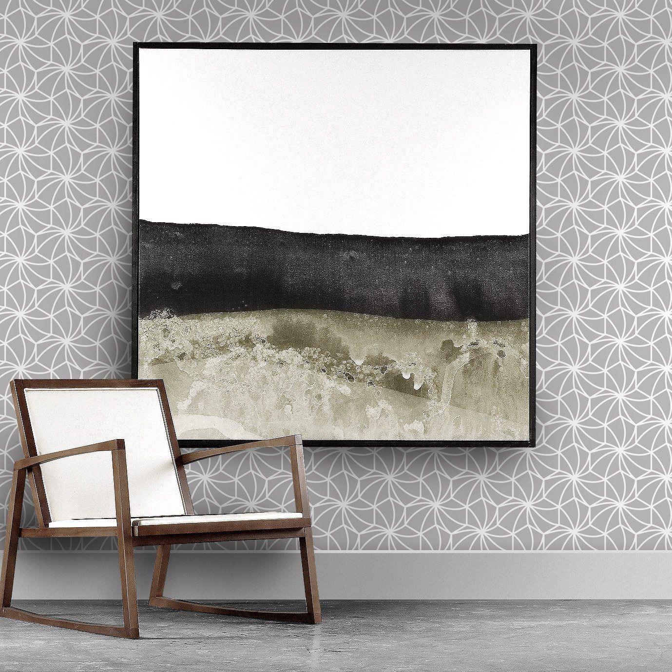 Pin On Inhabit Modern Wallpaper