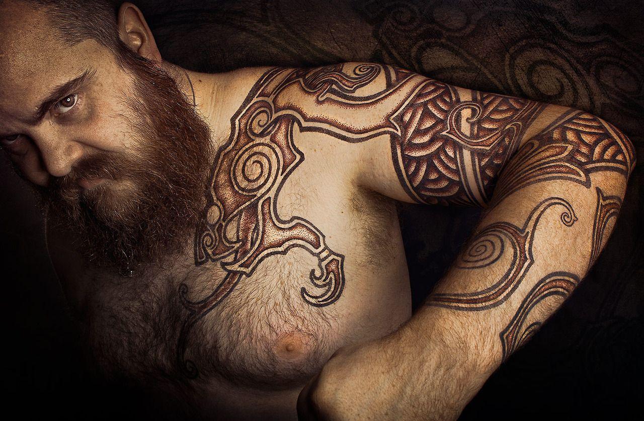 Tattoo viking vikings norse mythology runes viking tattoo for Viking rune tattoos