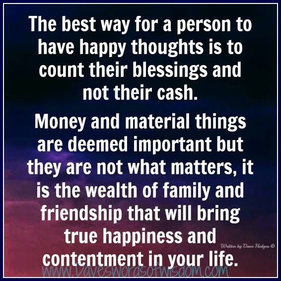 Money And Material Things Don T Matter Matter Quotes Happy