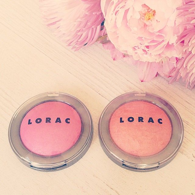 Look fresh and fabulous all day with LORAC's Baked Matte Satin Blush.