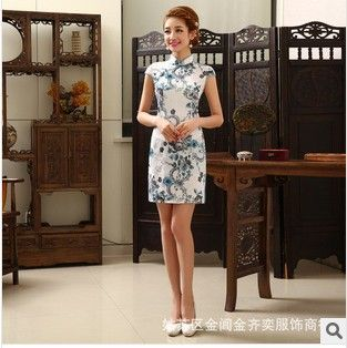 Vente robe soiree chine