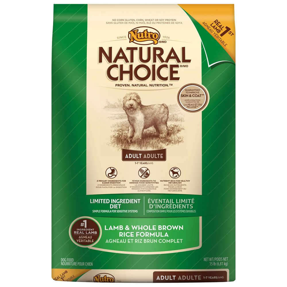 nutro puppy food large breed