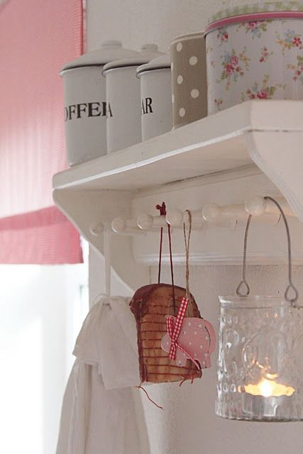 shabby chic kuche gestalten ideen, ❤ this makes me want to throw out everything in my kitchen and, Design ideen