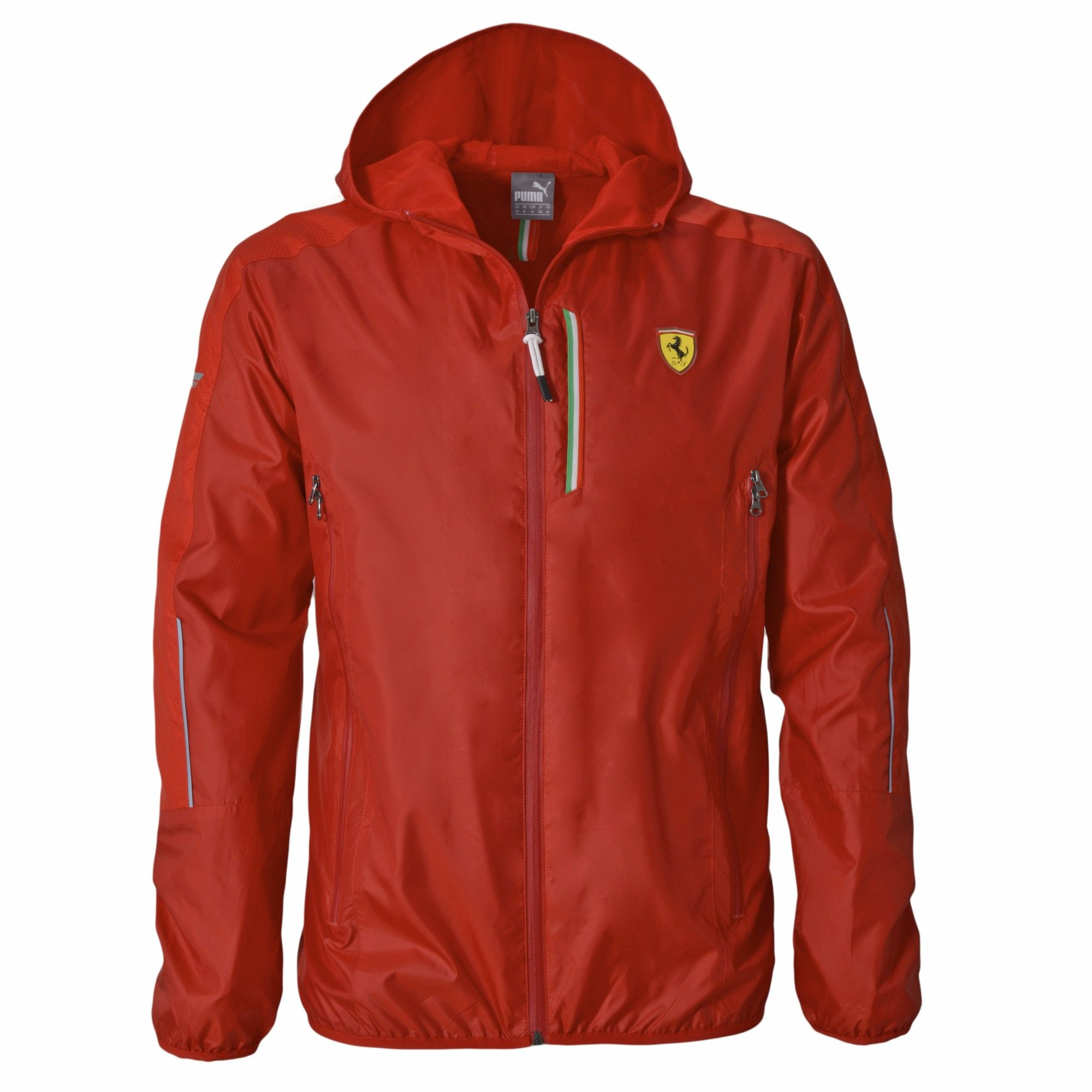 15fdd518633a63 Ferrari Store  Puma Scuderia Ferrari Lightweight Jacket. Shopping online  the official Ferrari Store and buy Puma Scuderia Ferrari Lightweight Jacket  safely ...