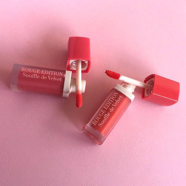 #ELLEBeautyCrush : le rouge à lèvres léger de Bourjois