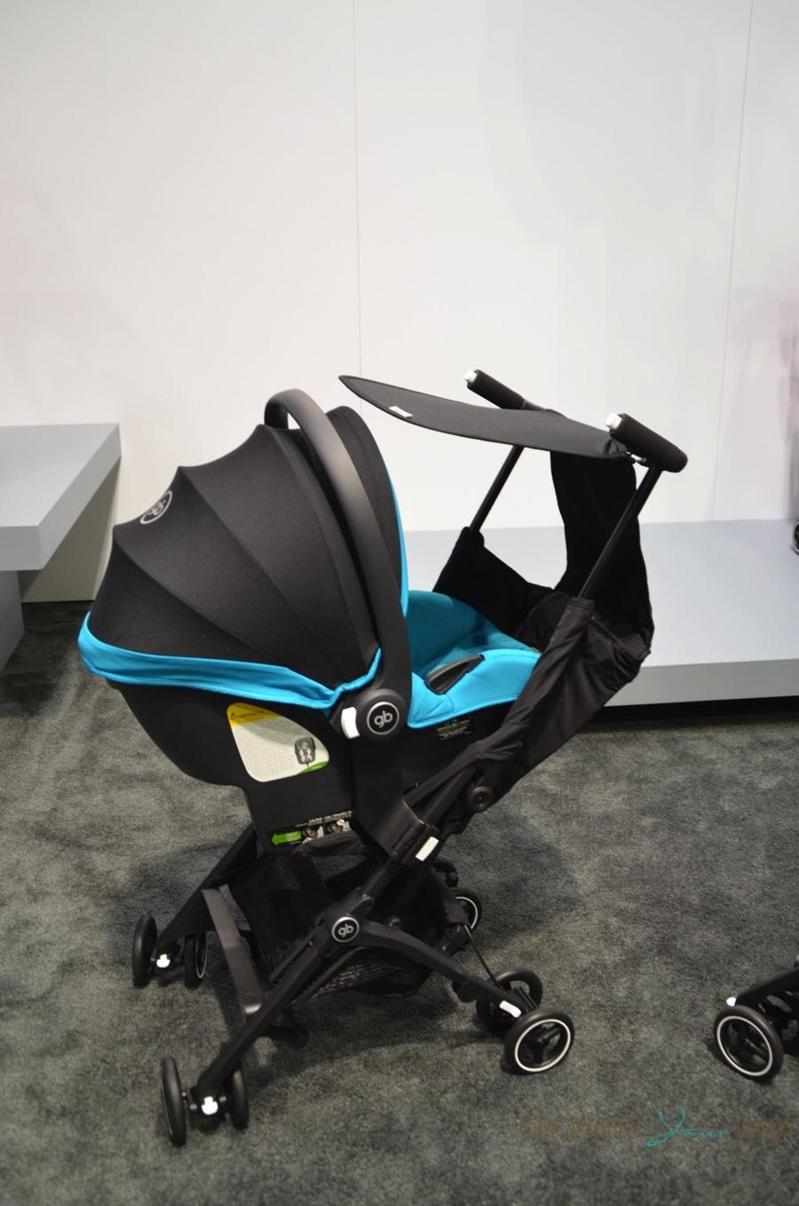 GB Announces new 2017 GB Pockit+ Stroller! Baby