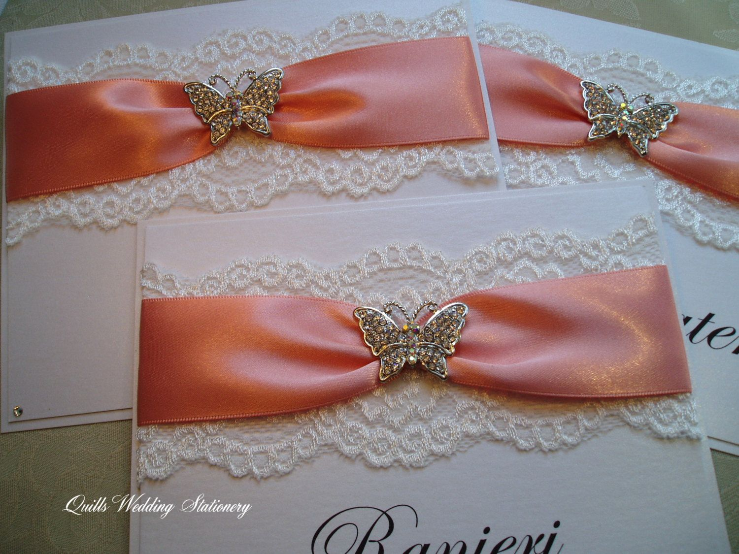Butterfly hair accessories for weddings uk - Wedding Table Name Number Diamante Butterfly Vintage Wedding Country Style Table Name