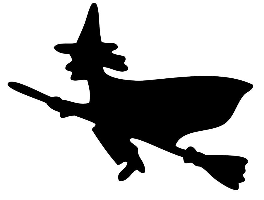 Printable Witch Template By Martha