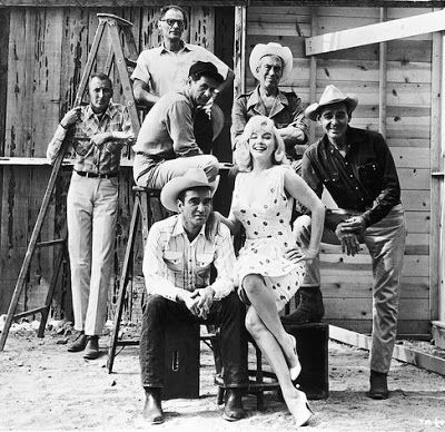 Myth Making The Misfits 1961 With Images Marilyn Monroe