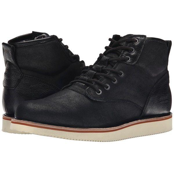372549026097 Globe Nomad Boot (Misfit Black) Men's Boots (265 AUD) ❤ liked on ...