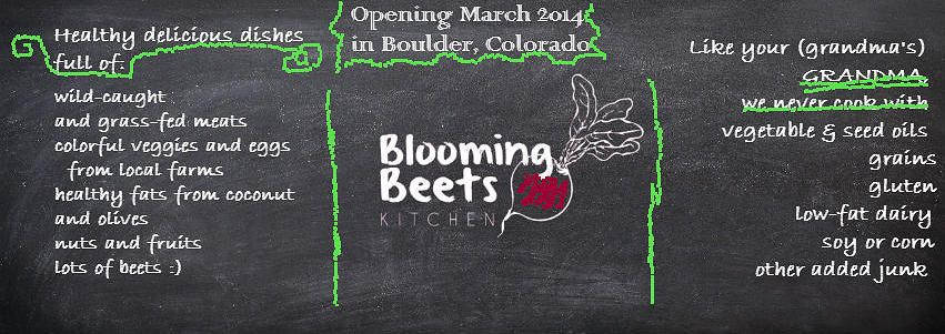 blooming-beets | Menu