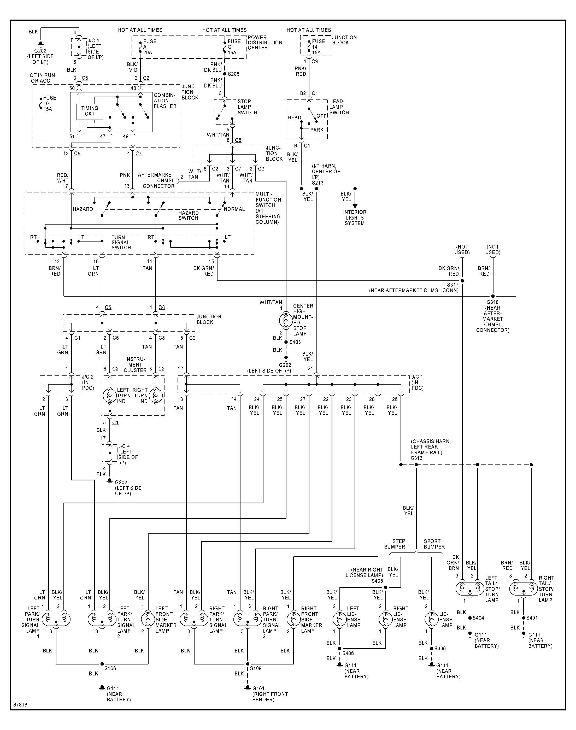 Dodge Ram Wiring Schematic Database