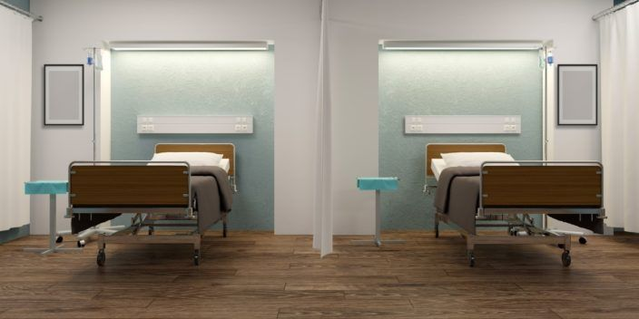 Why Vinyl Is The Ideal Hospital Flooring Vinyl Sheet Flooring Flooring Flooring Options