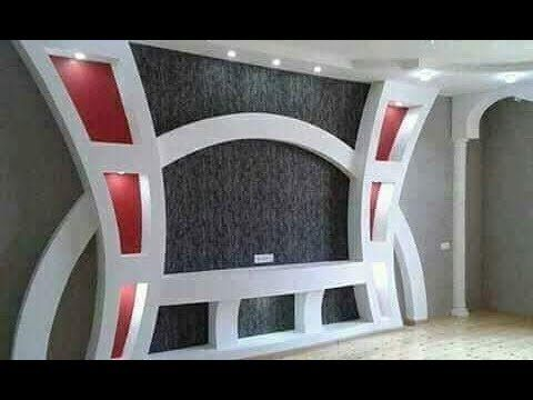 أقواس جبسية رائعة من ابداع الصانع المغربي Youtube Ceiling Design Bedroom False Ceiling Design Ceiling Design Modern