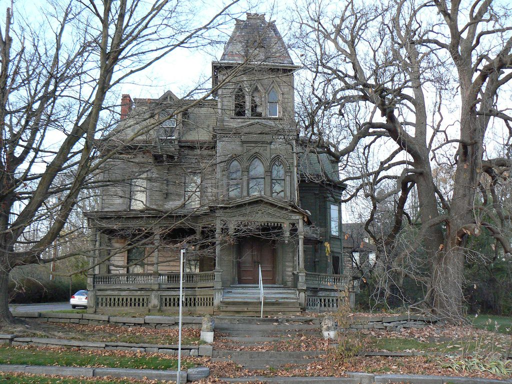 Webster wagner house in palatine bridge new york ny for Old new york mansions